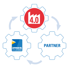 Industrie 4.0 Partner iMes Solutions, Industrie 4.0 solutions